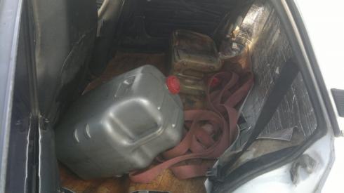 Под Екатеринбургом поймали шайку, воровавшую топливо из баков